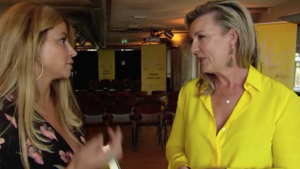Saskia Noort moest huilen bij het schrijven van nieuwe roman