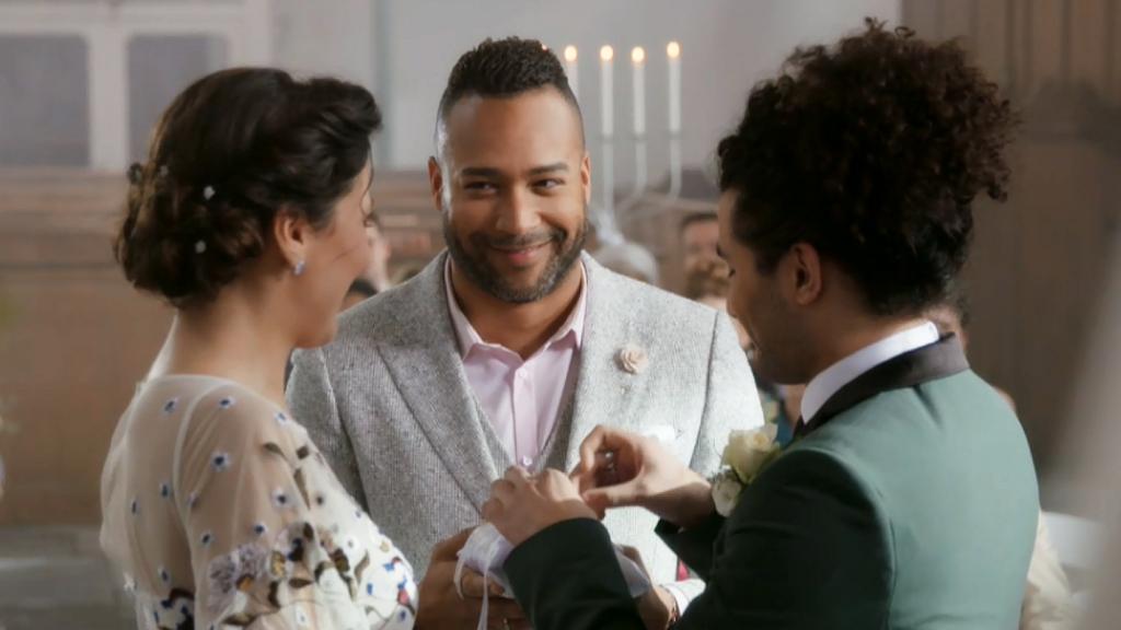 Bruiloft Farah en Amir
