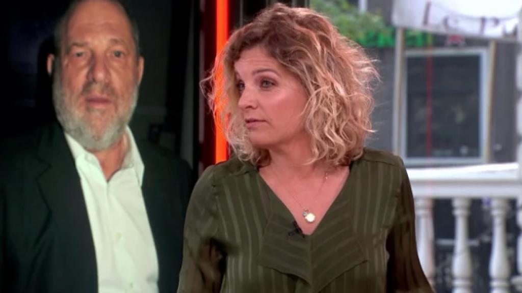 Clarice Stenger: 'Er is weinig van Harvey Weinstein over'
