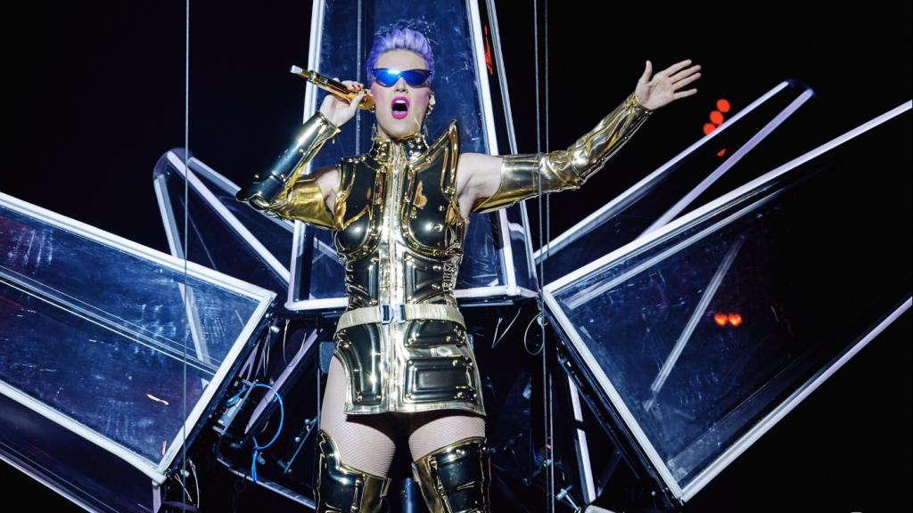 Katy Perry in de Ziggo Dome