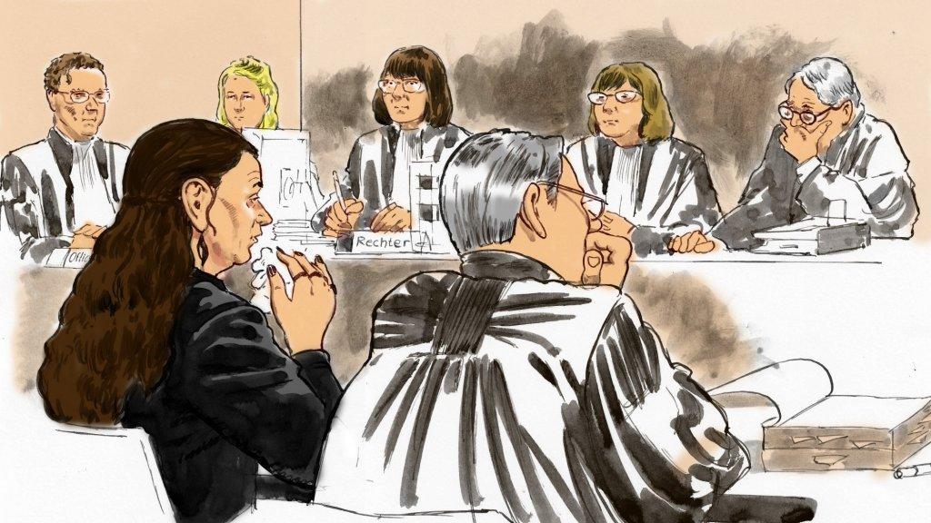 Hélène J. in de rechtbank van Assen
