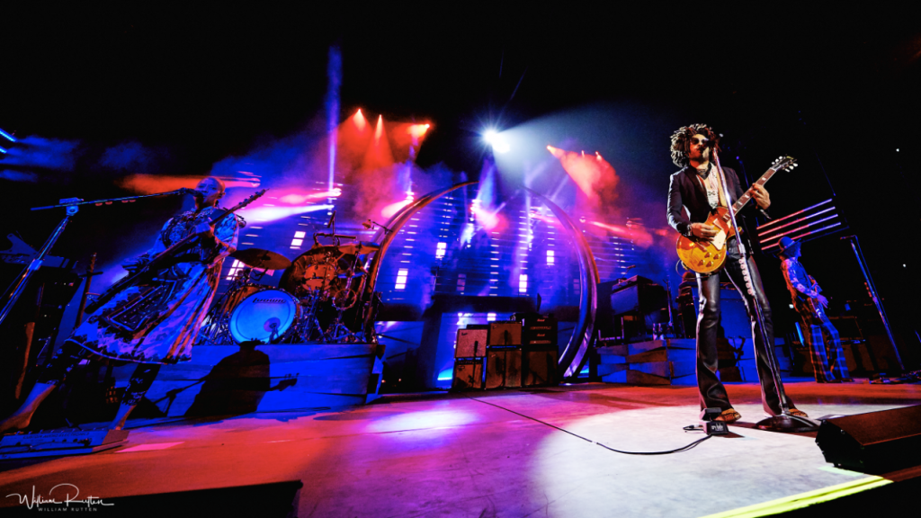 Lenny Kravitz in de Ziggo Dome