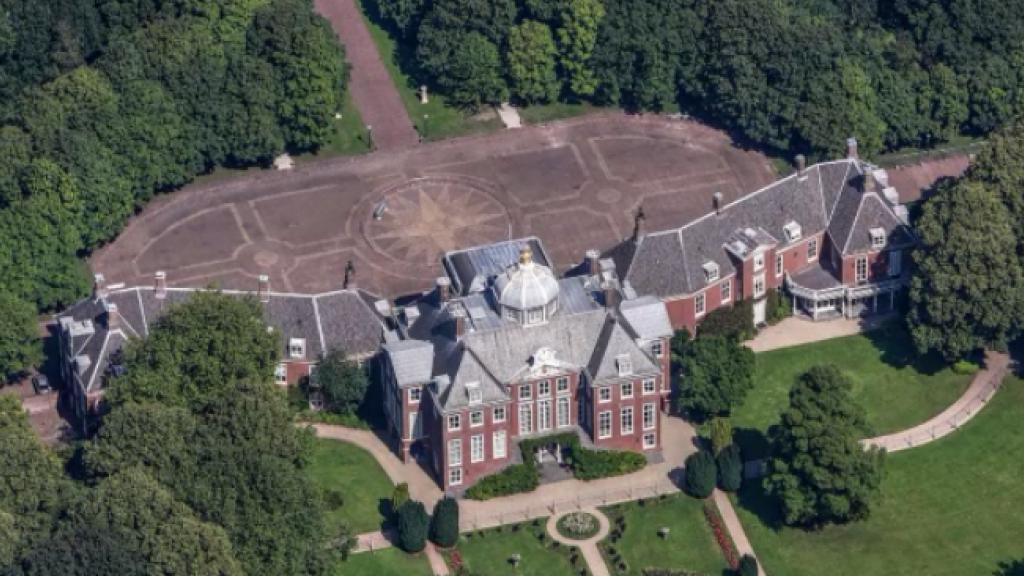 Kostenplaatje verbouwing Paleis Huis ten Bosch