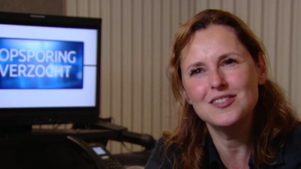 Anniko van Santen wil nog jaren door met Opsporing Verzocht