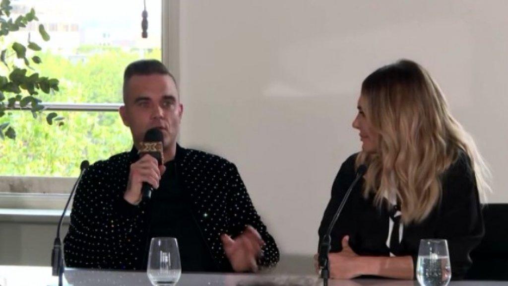 Robbie Williams moet X Factor UK gaan redden