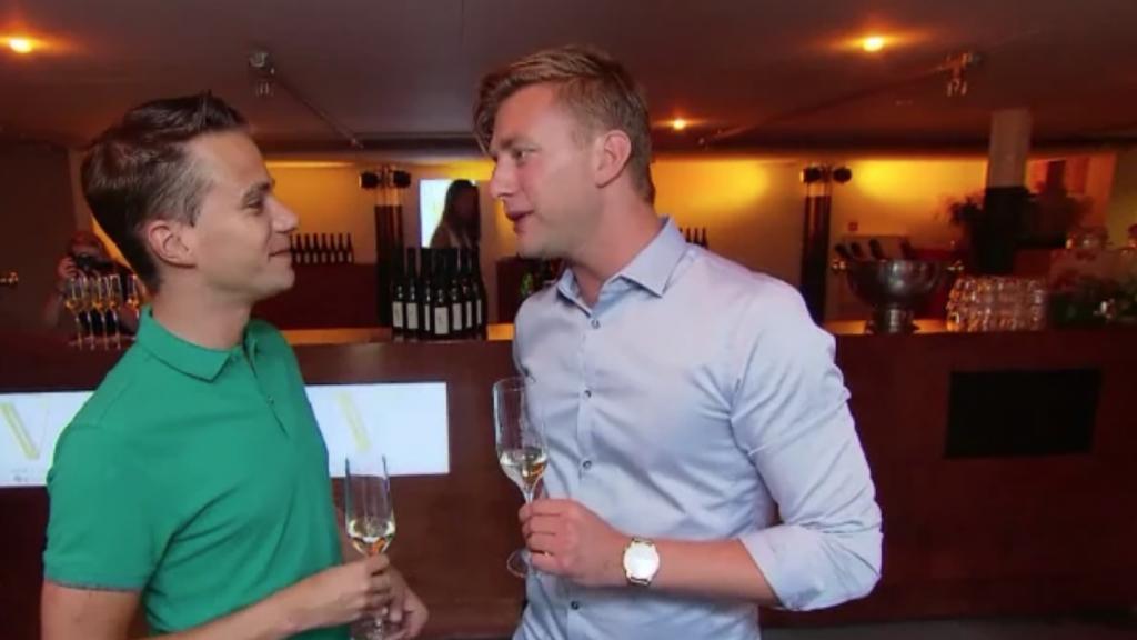 Jan Versteegh wil zwemmen in het geld en de wijn