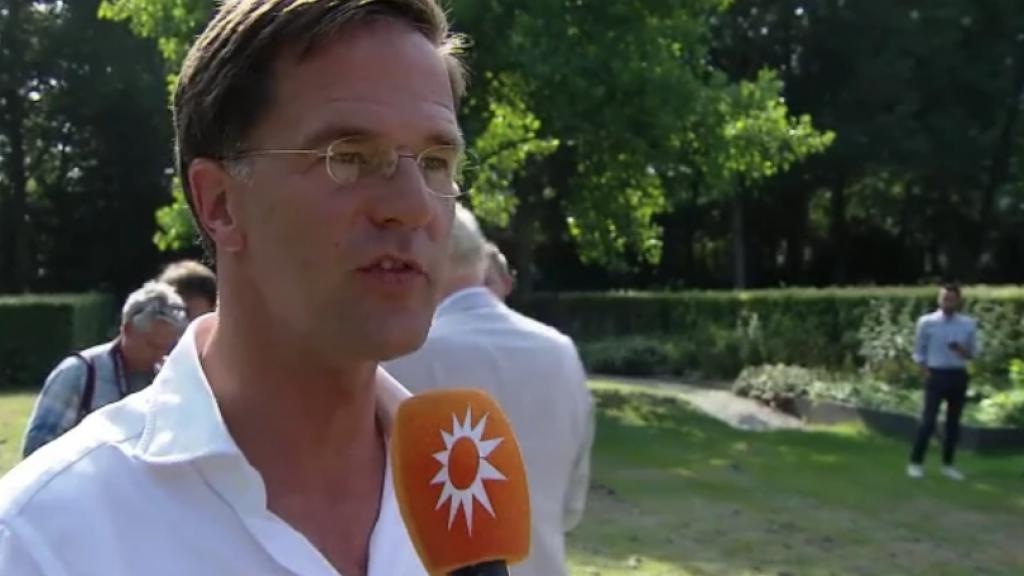 Mark Rutte geeft Rihanna niet direct 100 miljoen euro