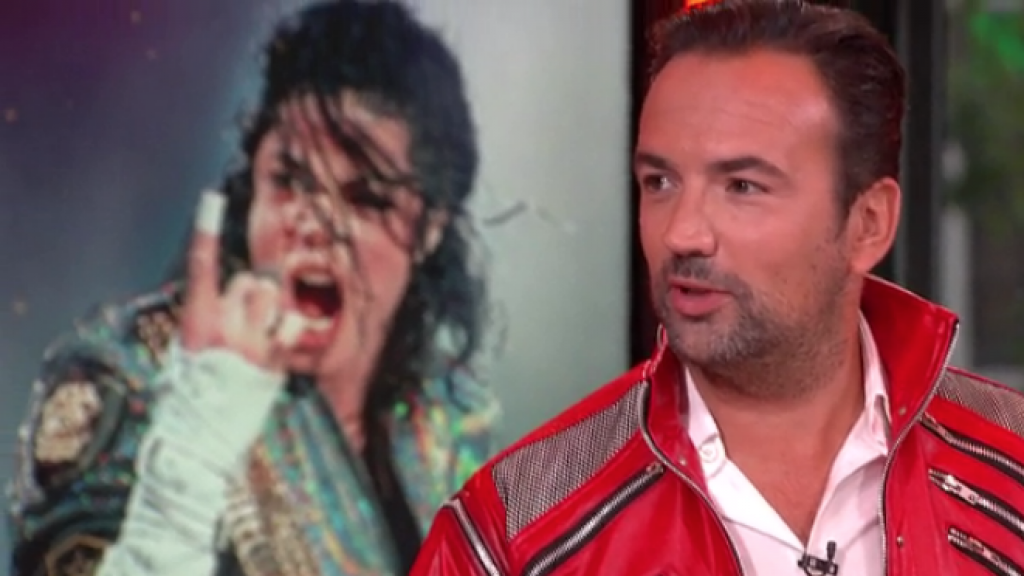 Michael Jackson blijft altijd The King of Pop