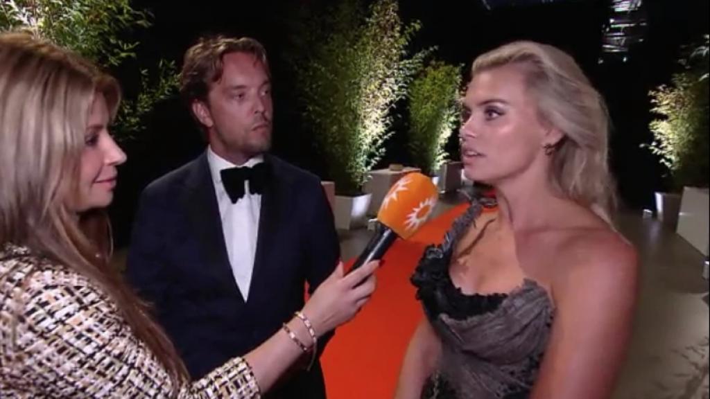Nicolette van Dam is megatrots op haar man Bas Smit