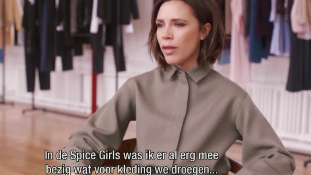 Victoria Beckham was altijd al de Fashion Spice
