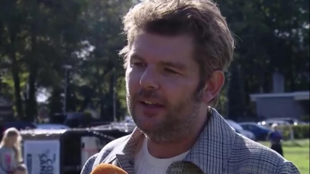 Sander Lantinga verheugt zich enorm op aanstaand kindje