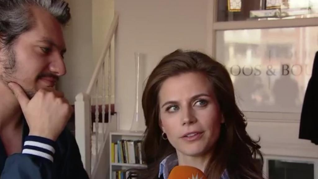 Elise Schaap en Maarten Heijmans schitteren in nieuwe film