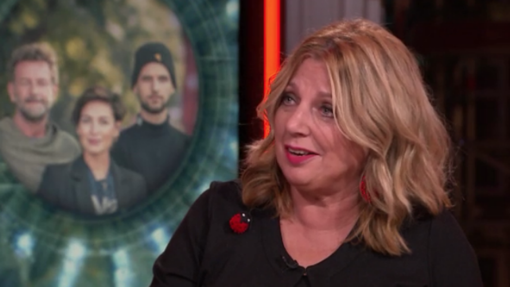 Oeps: Loretta maakt mega blunder tijdens opnames Kroongetuige