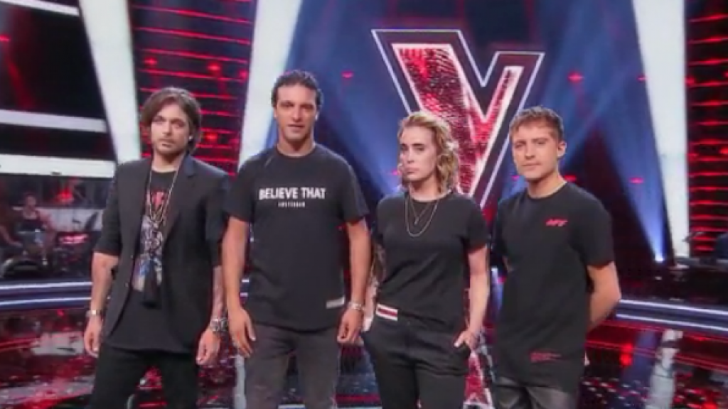 I want you: nieuwe beelden The voice of Holland