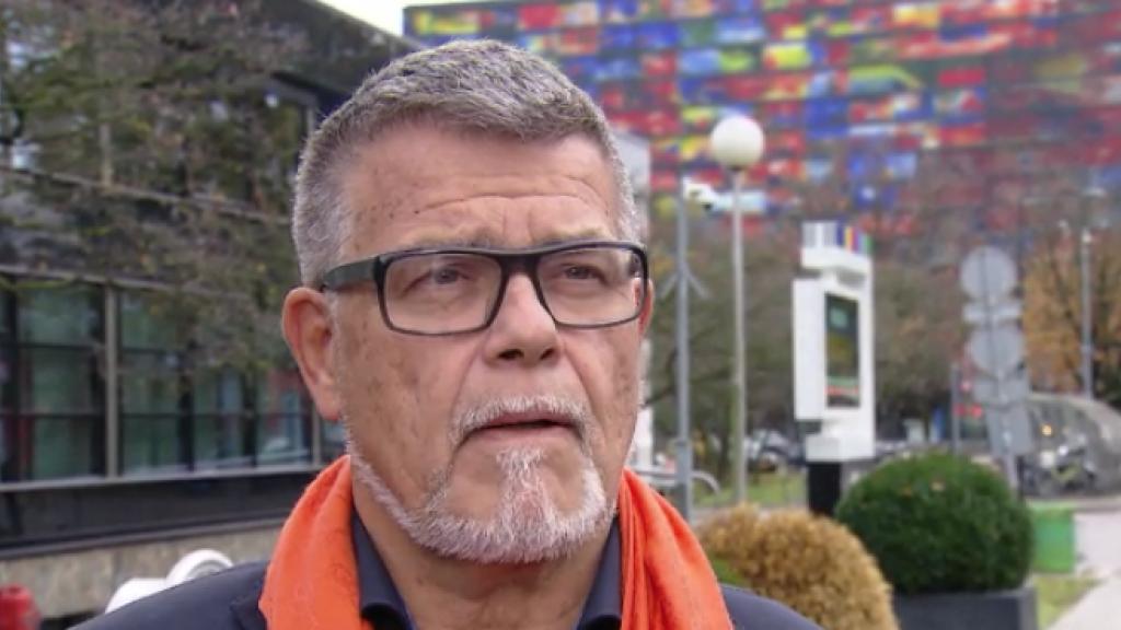 Emile Ratelband dreigt wereldberoemd te worden