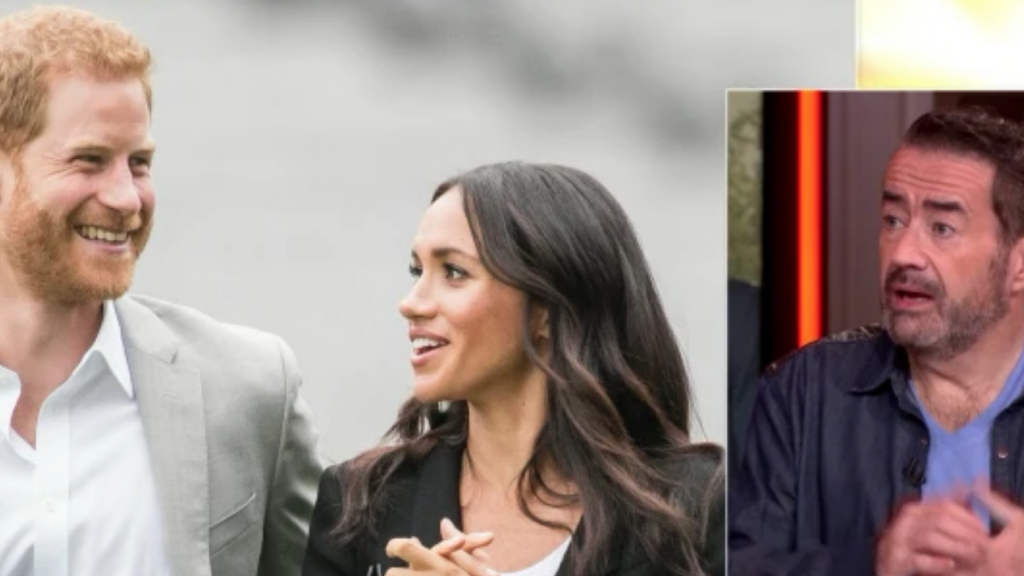 Verhuisbericht: Harry en Meghan verkassen naar Windsor