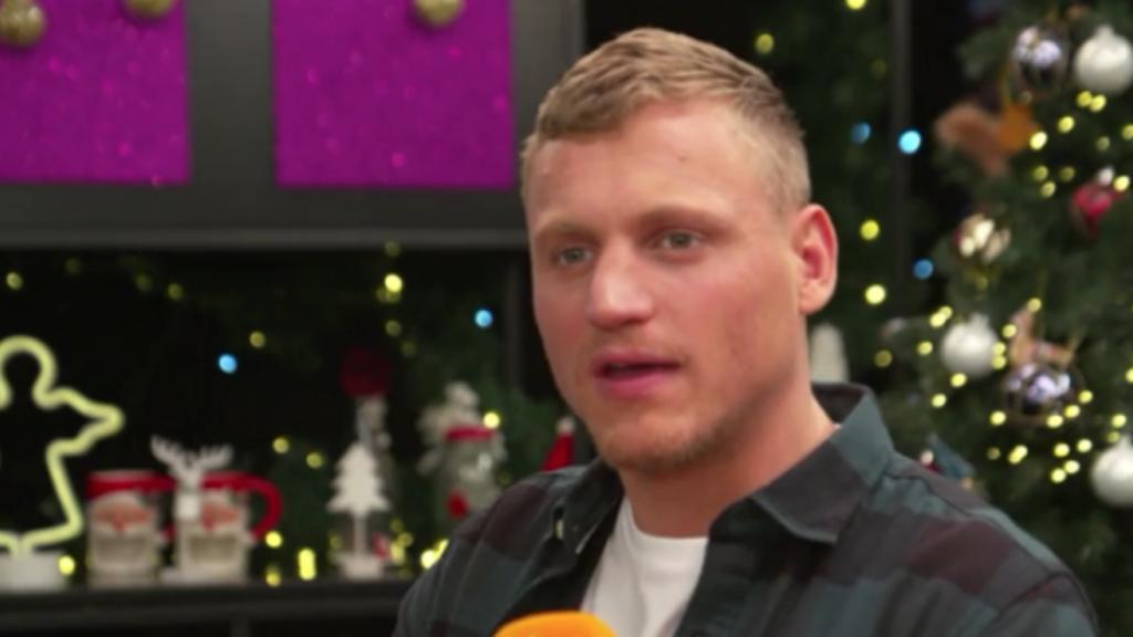 Kerstklaar met Kaj Gorgels en Miljuschka Witzenhausen