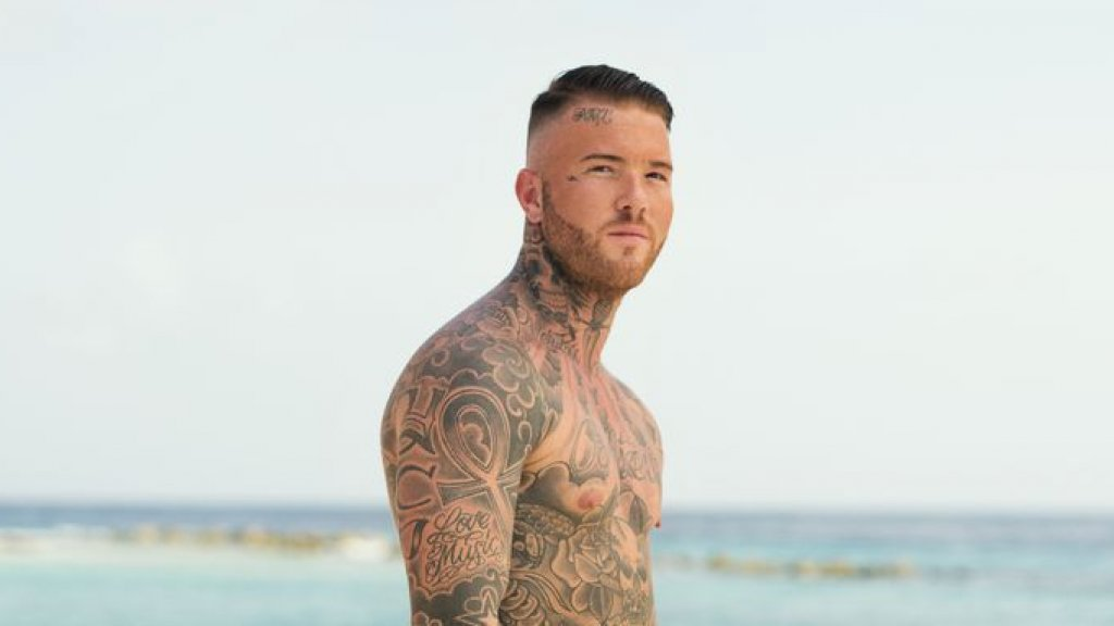 Brody Bad Ex on the Beach