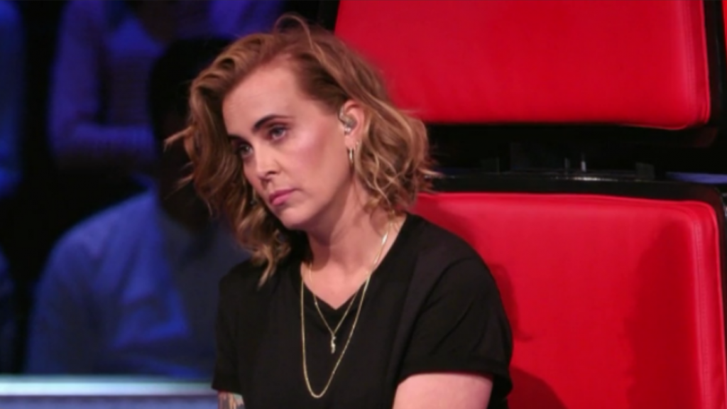 Anouk niet te spreken over The Voice-auditie
