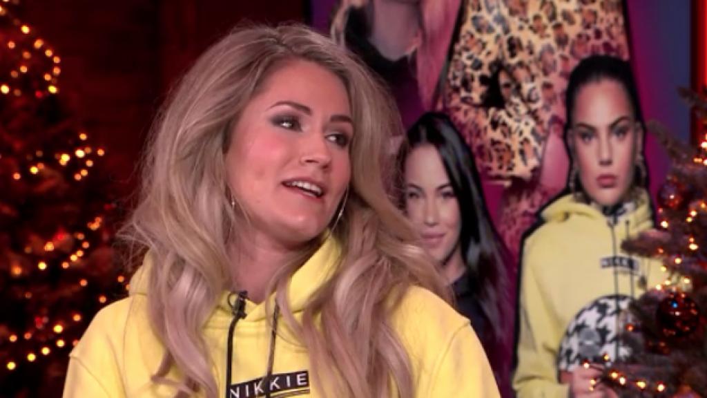 Nikkie Plessen gloeit nog na van haar fashion show