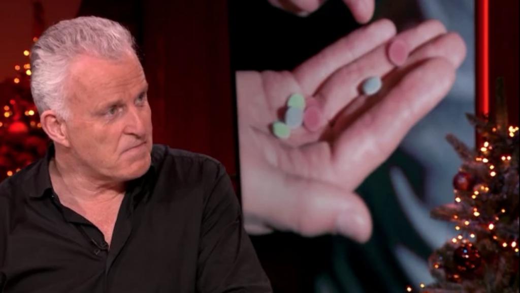 Peter R. de Vries pleit voor de legalisatie van harddrugs