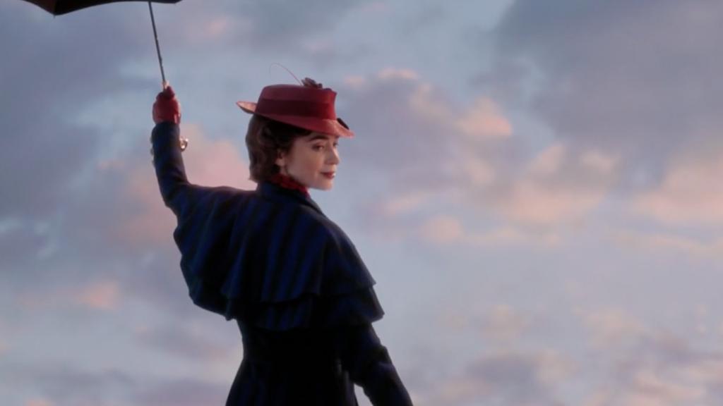 Mary Poppins komt na 55 jaar weer teruggevlogen