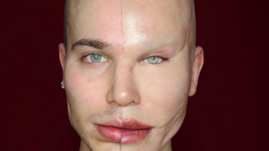 Deze make-up artist weet iedereen keer op keer te verbazen