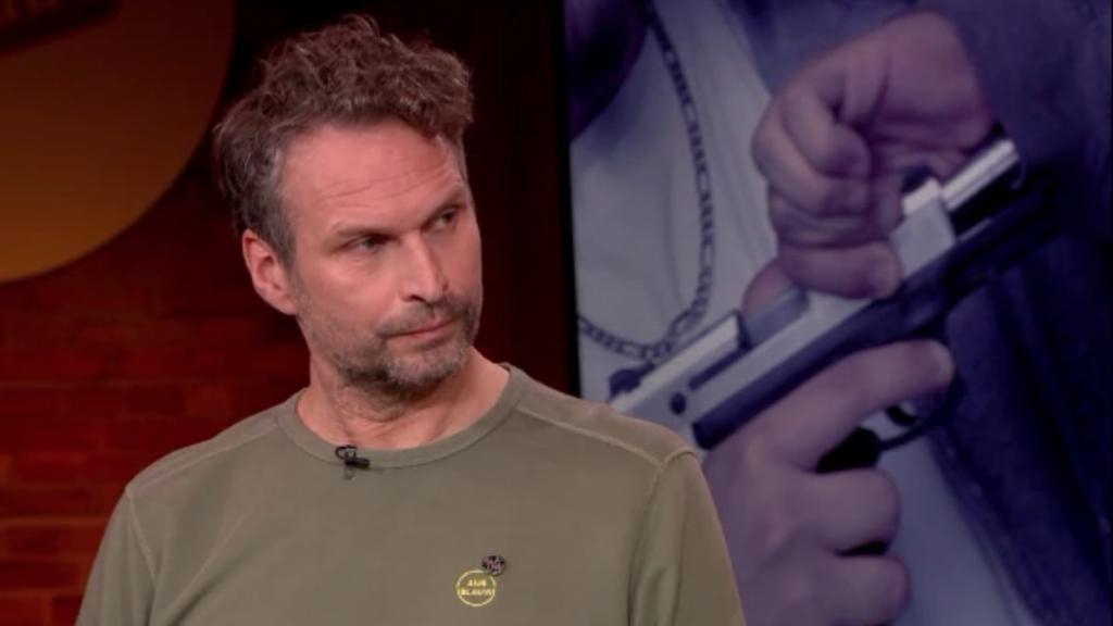 Ronald Molendijk: 'Rappers verheerlijken geweld niet'