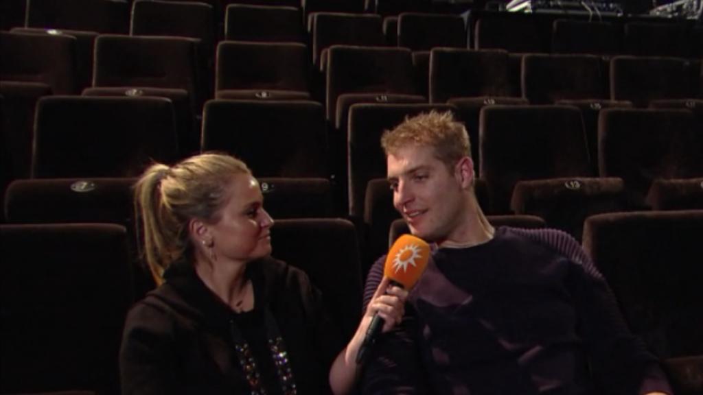 Maarten van der Weijden beleeft zijn zwemelfstedentocht opnieuw