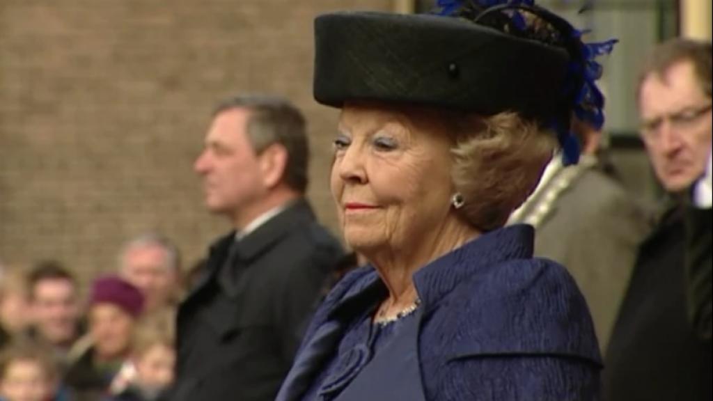 Prinses Beatrix viert haar 81ste verjaardag