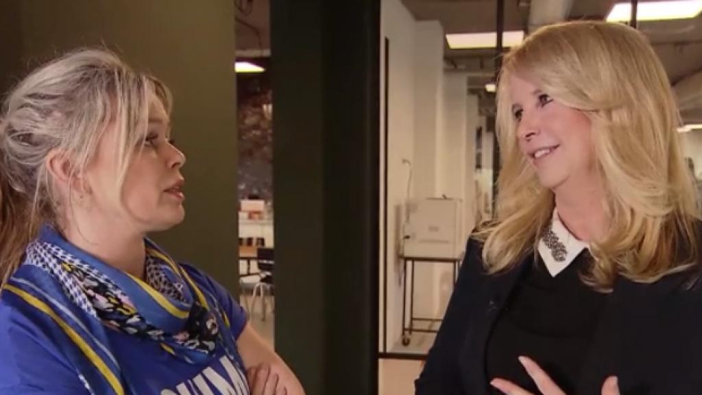 Linda de Mol over samenwerking Talpa: 'Het was mijn idee'
