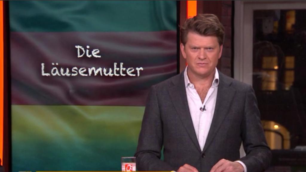 De Luizenmoeder gaat ook de Duitse grens over