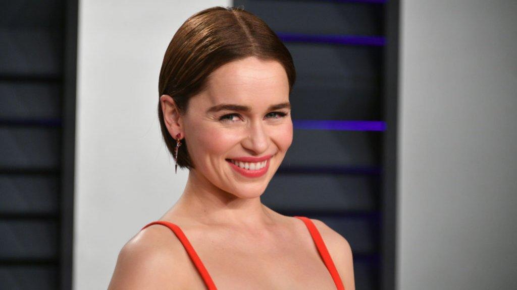 Emilia Clarke thrones season