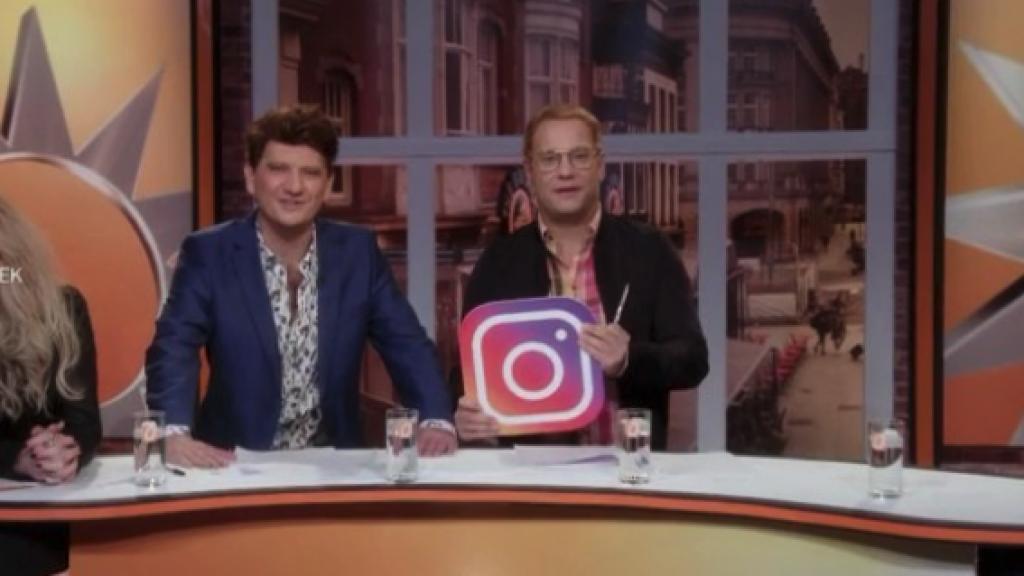 Hilarisch: Luuk, Beau en Nikkie in De TV Kantine