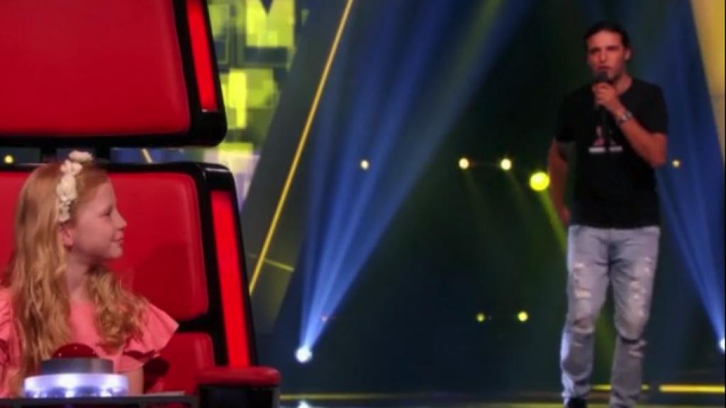 Ali B draait de rollen om in The Voice Kids