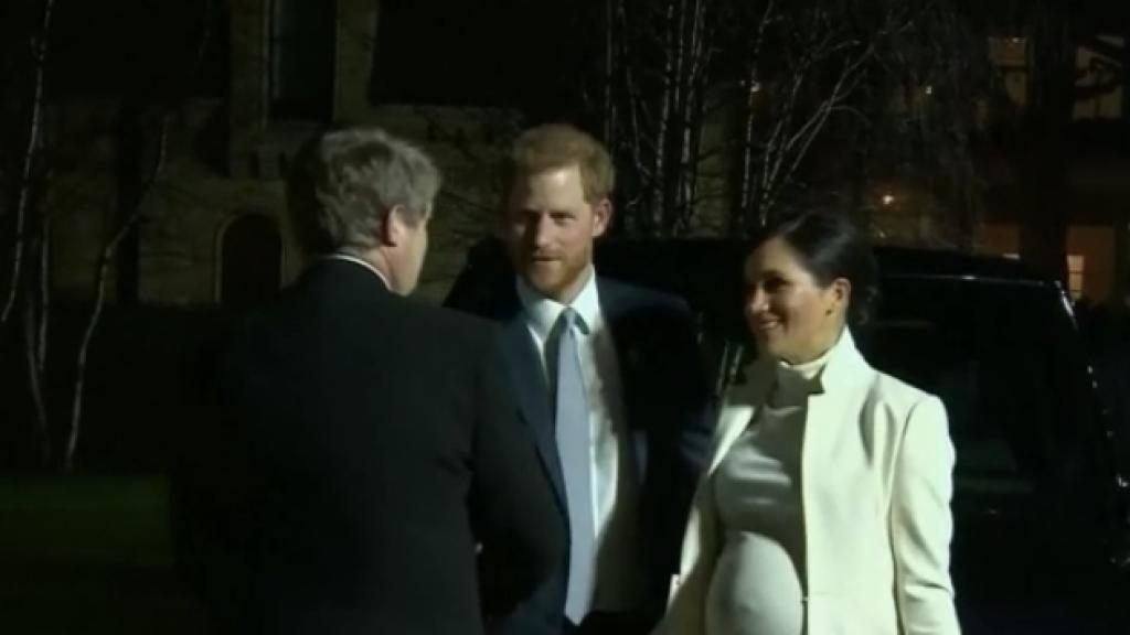 Verhuizing Harry en Meghan groot nieuws in Engeland
