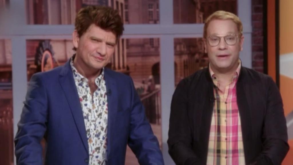 RTL Boulevard-sterren lyrisch over persiflage in De TV Kantine