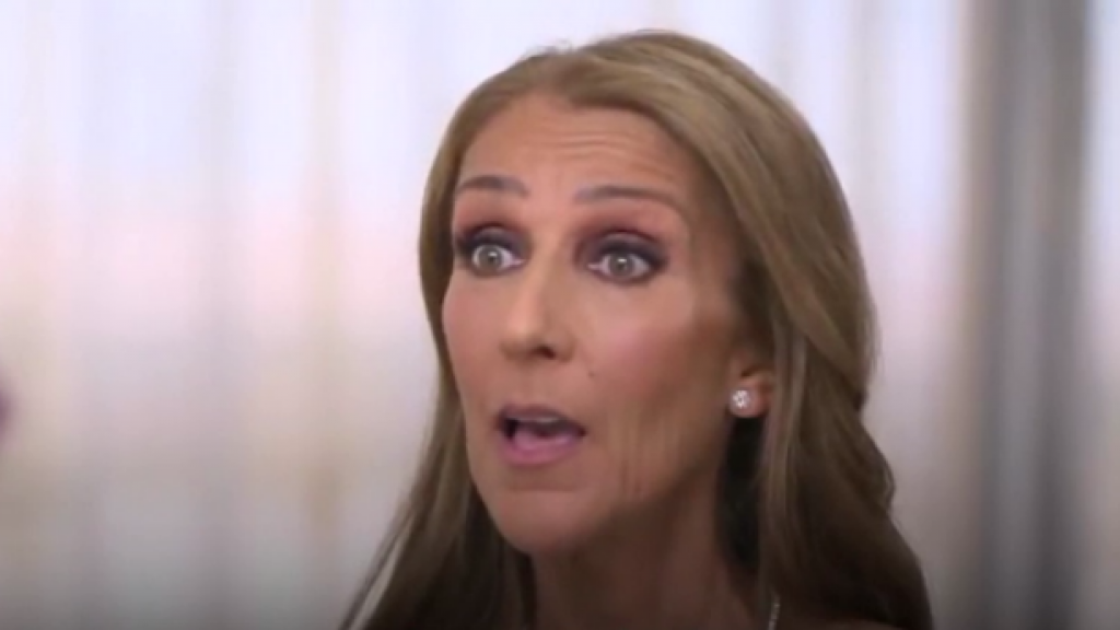 Céline Dion reageert op kritiek ondergewicht