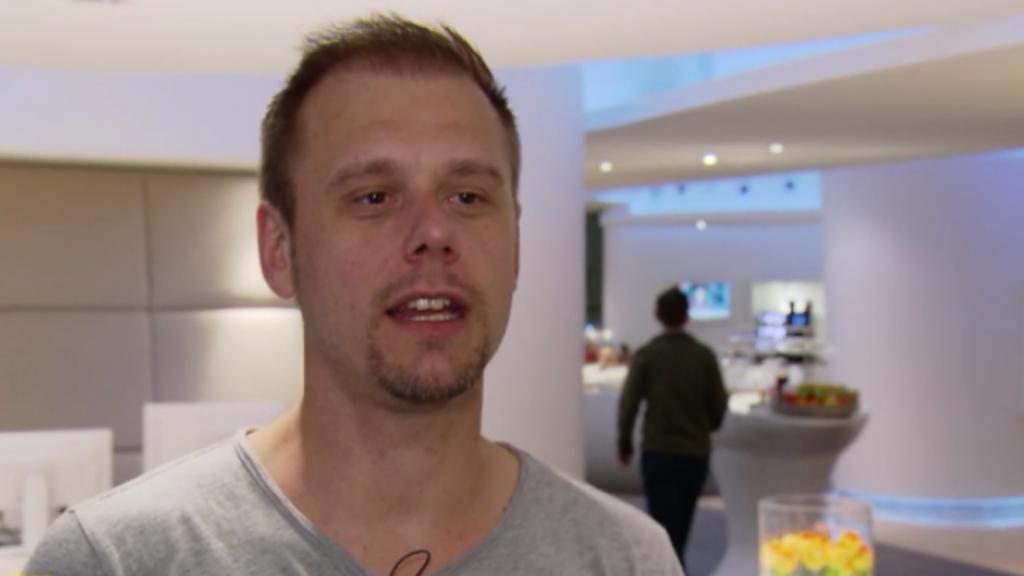Armin: 'Ik kies meer voor mijn gezin'