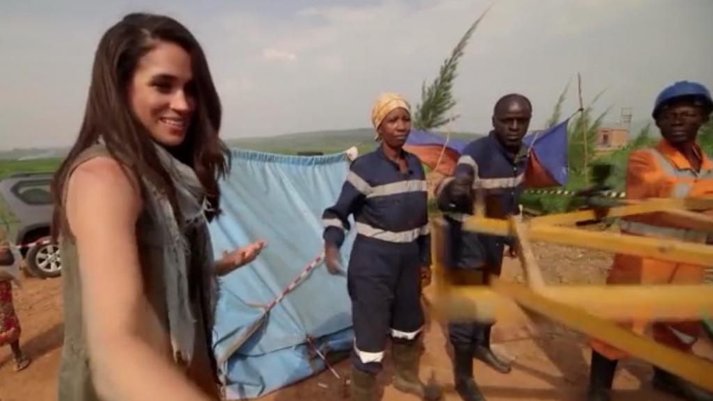 Verhuizen Harry en Meghan écht naar Afrika?