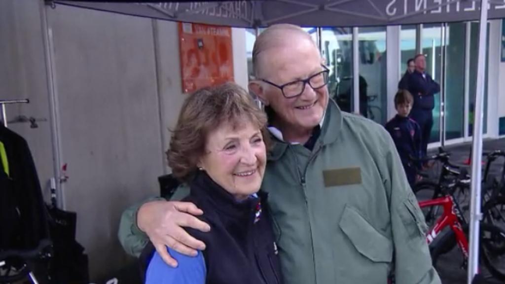 Pieter van Vollenhoven viert 80ste verjaardag met gezin