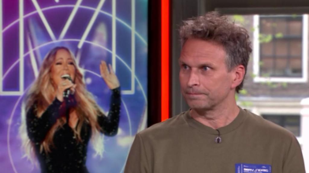 Popdiva Mariah Carey ontvangt Icon award