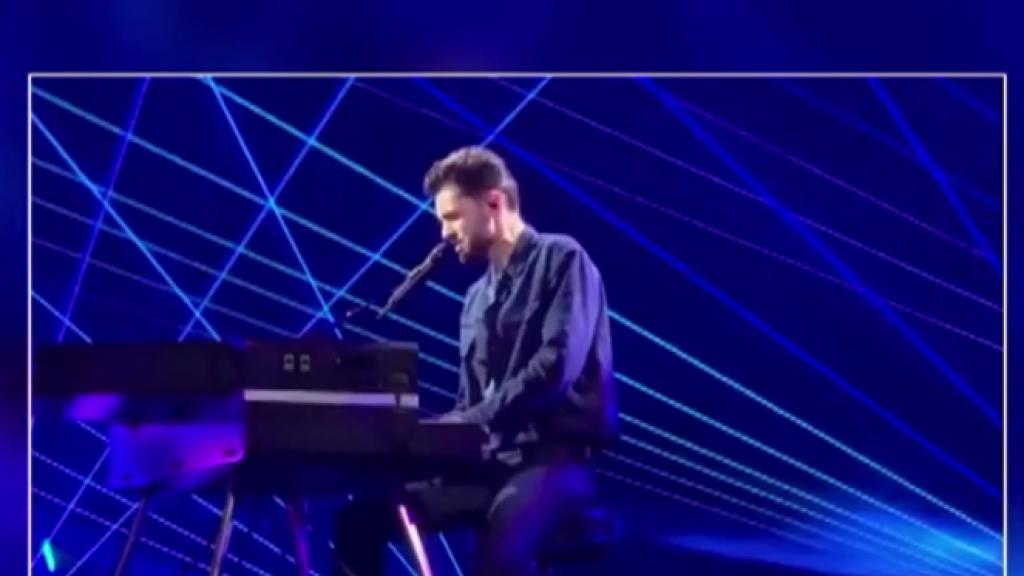 Duncan Laurence maakt zich op voor Eurovisiesongfestival