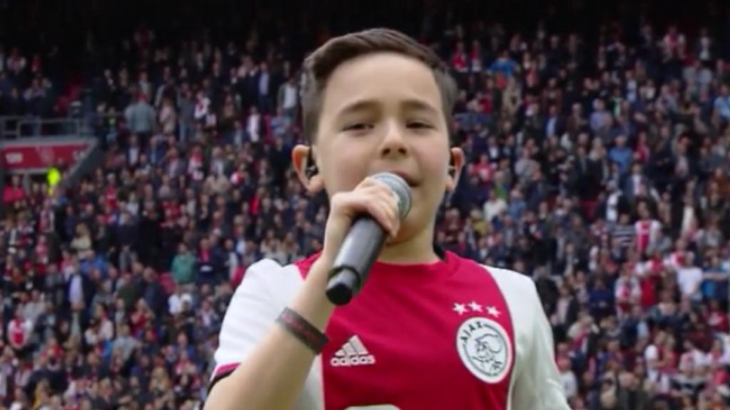 Voice Kids-winnaar Silver ziet zijn grote droom uitkomen