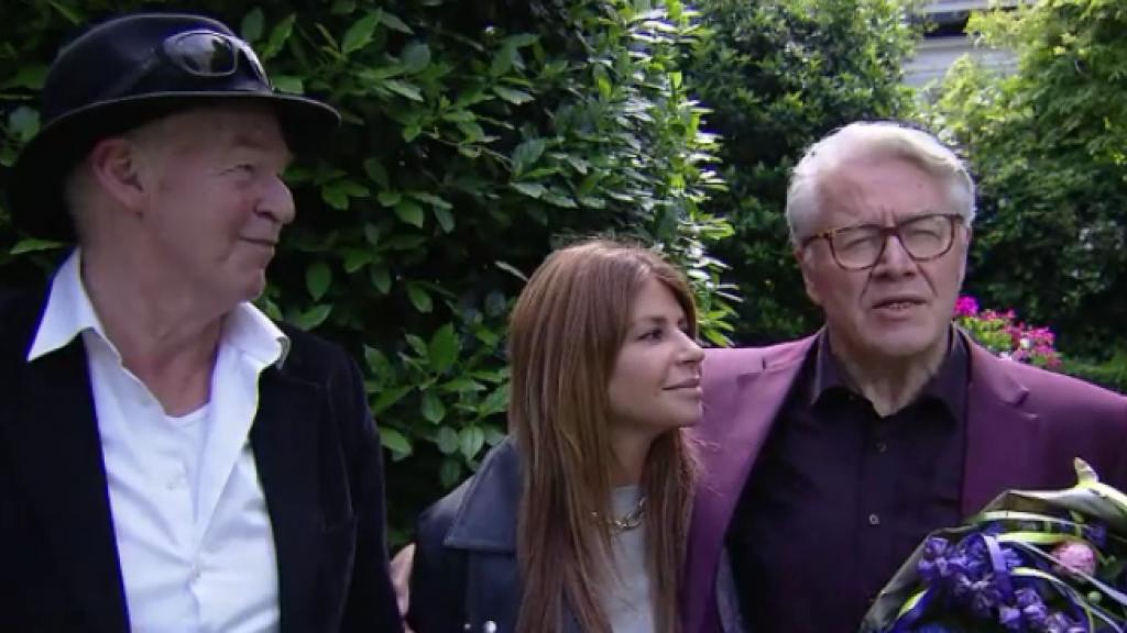Barrie Stevens viert zijn 75e verjaardag in stijl