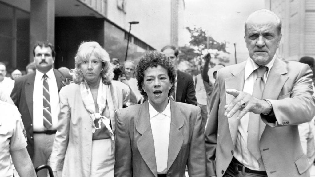 Elizabeth Lederer in 1990.
