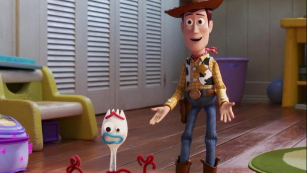 Na negen jaar terug in de bioscoop: Toy Story