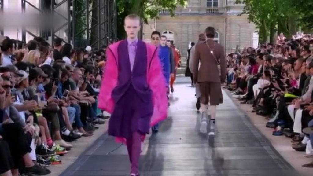 Genderneutraal is de nieuwste fashiontrend voor mannen