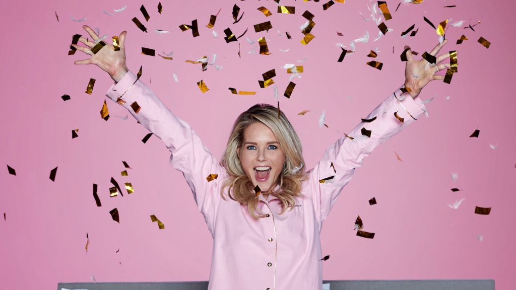 Chantal's Pyjama Party - september 2019 op tv bij NPO, RTL en SBS