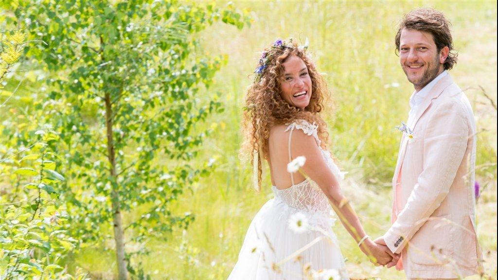 Femke Halsema Was Trouwambtenaar Op Huwelijk Katja En Freek